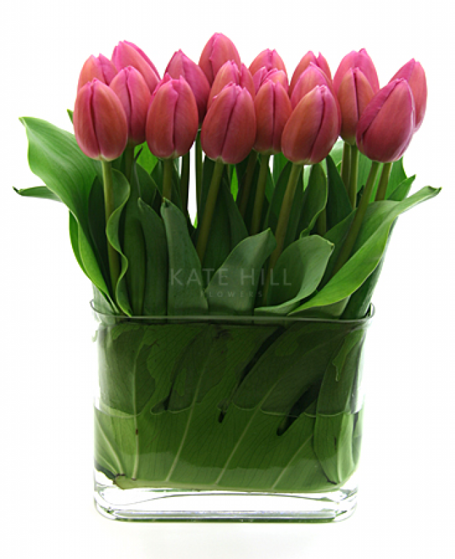 tulip wedding flowe