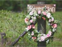diy wooden signs wedding
