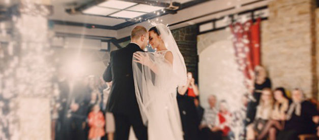 10 of the best first dance songs.