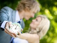 wedding planning scheduling the time of your wedding