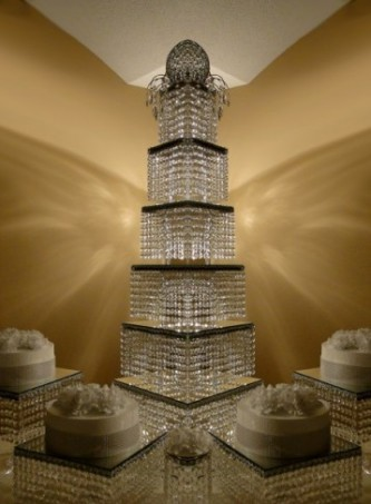 Crystal-Wedding-Cake