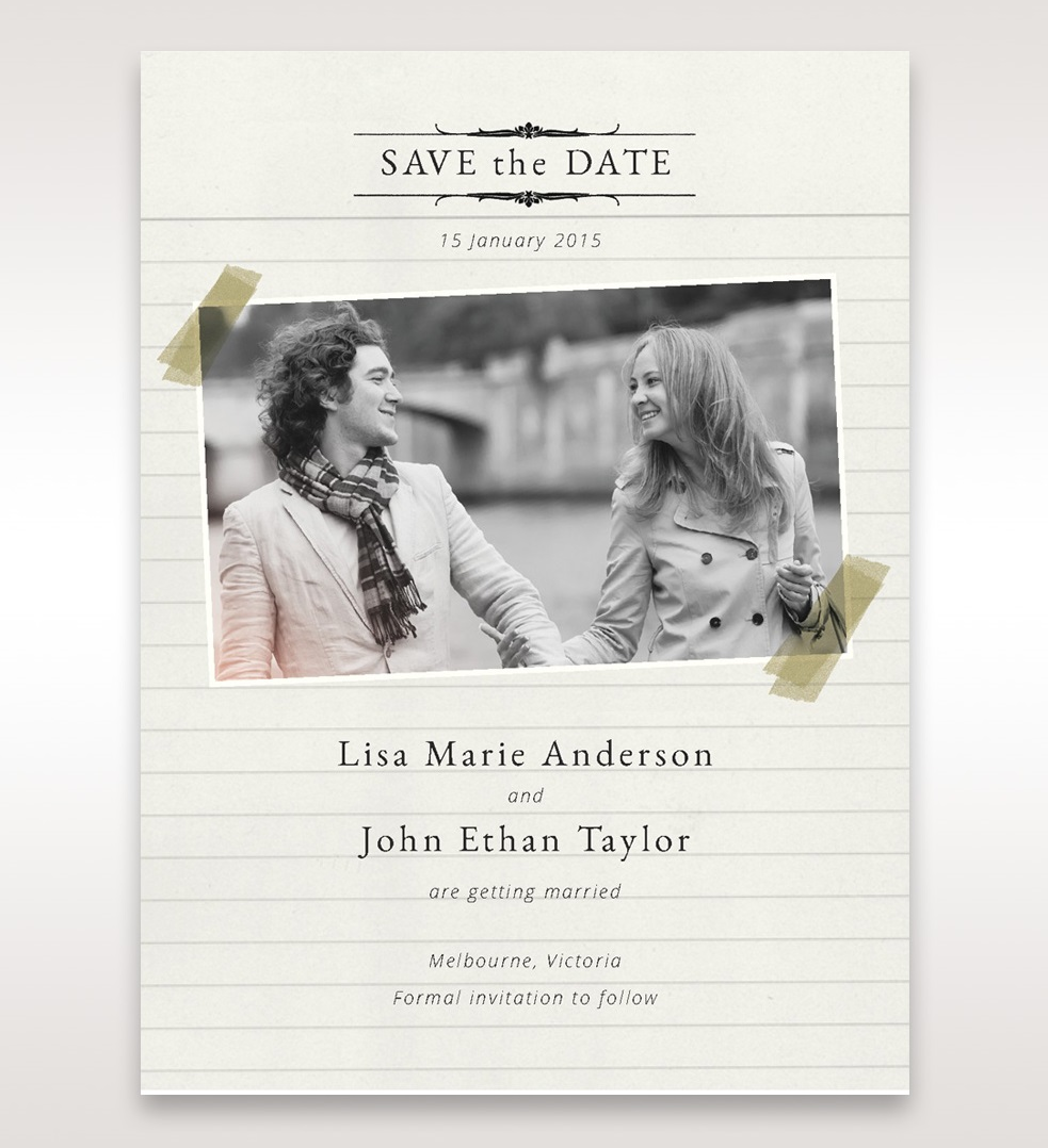 What To Include On Your Save The Date Cards