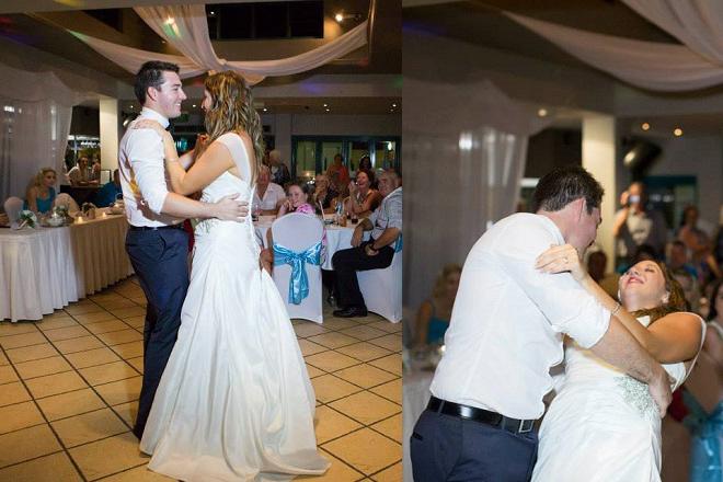 first wedding dance