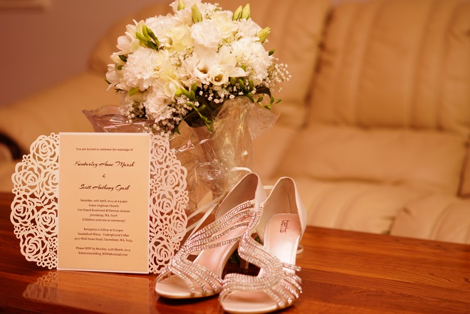real wedding invitations