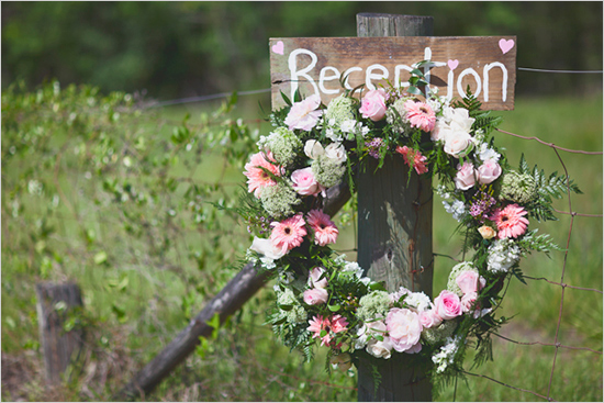 diy wooden signs wedding