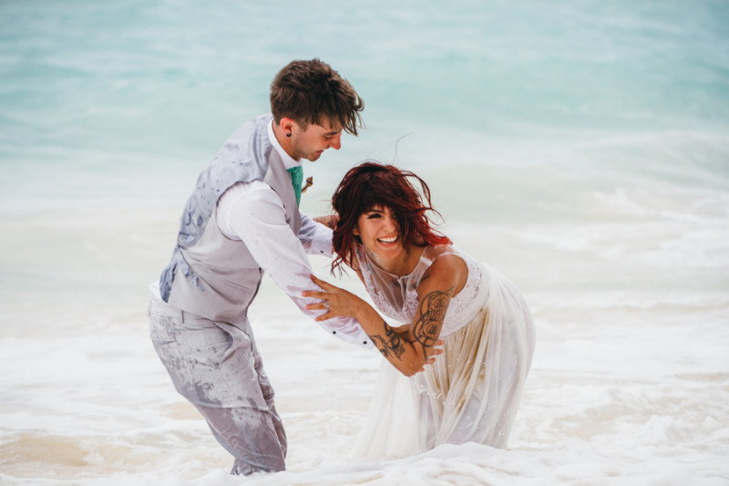 trash or treasure your wedding dress