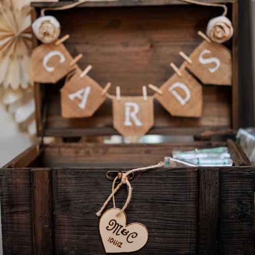 wishing well wedding