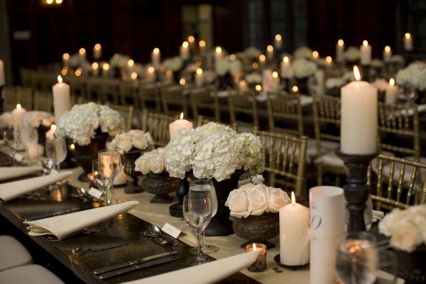 wedding ideas reception table decorations