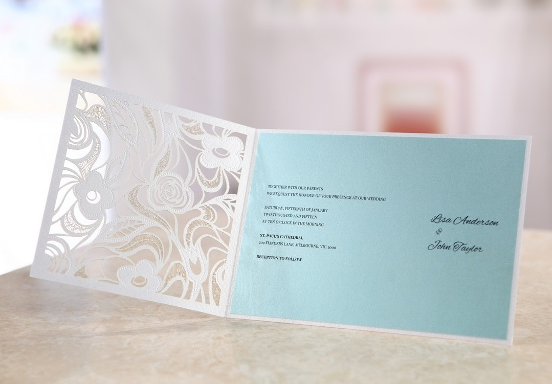 What Should Be Included In Wedding Invitation: Wedding Invitation Wording