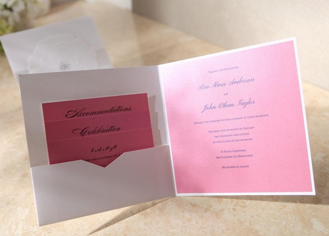wedding etiquette for wording wedding invites