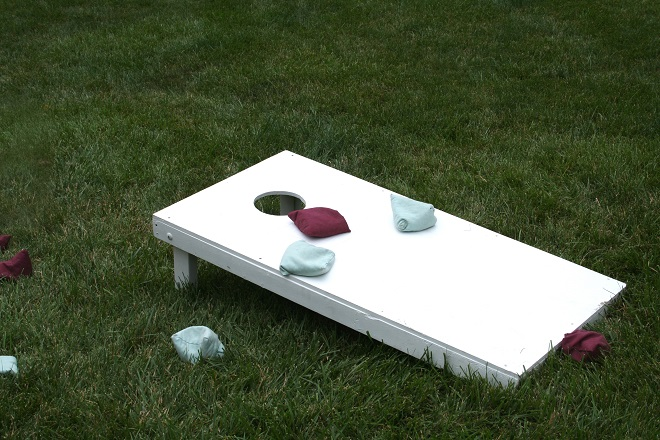 wedding lawn games for cocktail hour