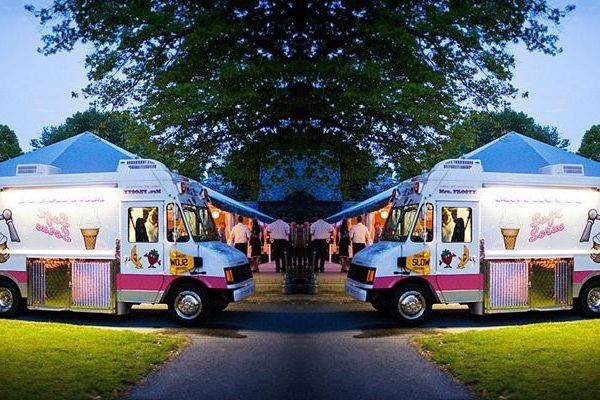 wedding food truck catering services