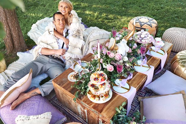 couple-relaxing-lavender