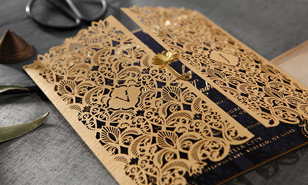 Wedding Invite Design as luxury invitations ideas