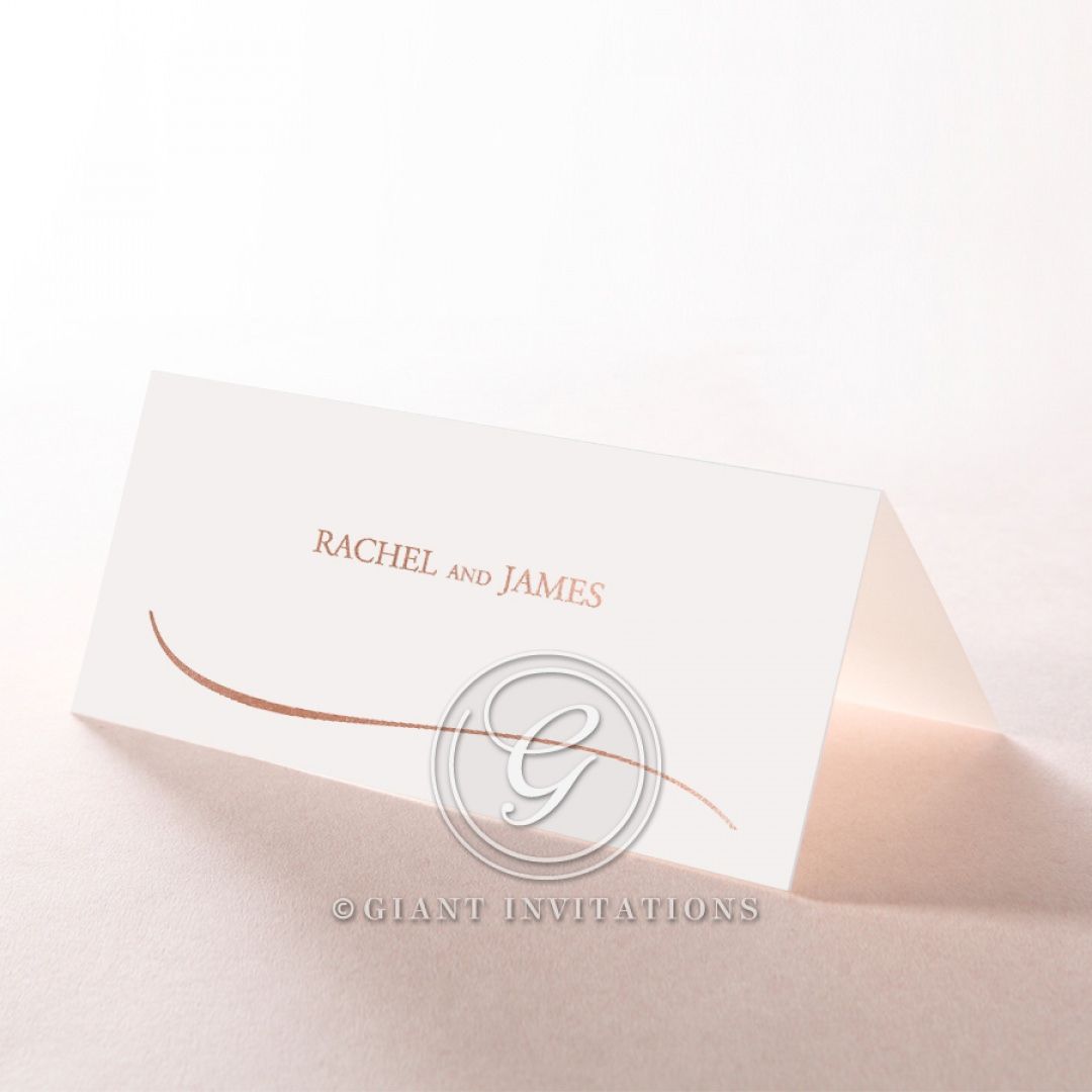 A Polished Affair place card DP116088-GW-RG