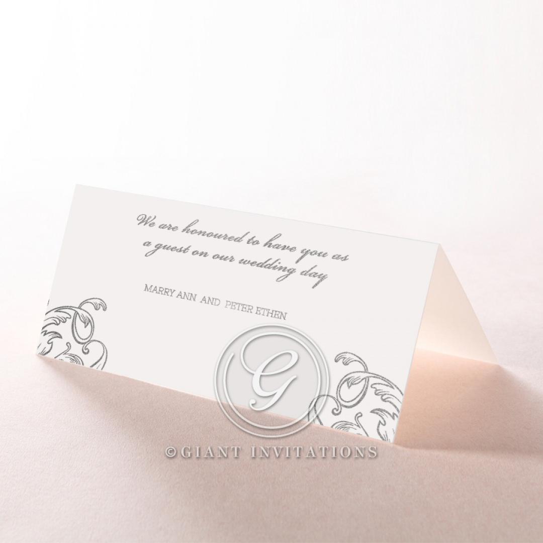 Aristocrat place card DP116122-GW-GS