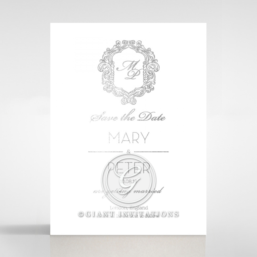 Aristocrat save the date DS116122-GW-GS