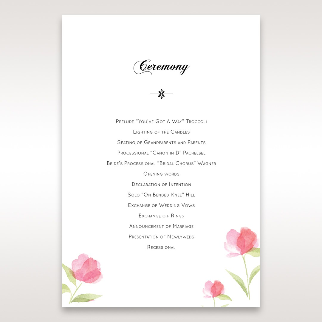 Petal_Perfection-Order_of_service-in_White