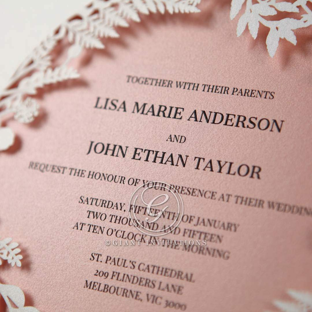 Wedding Invitation Creator with beautiful invitations sample