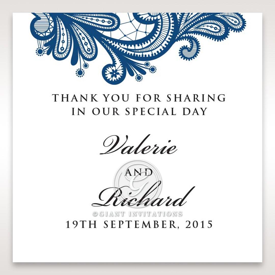 Noble Elegance gift tag DF11014