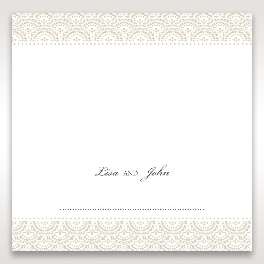 White Amabilis - Place Cards - Wedding Stationery - 93