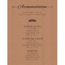 Country Lace Pocket - Accommodation - DA115086 - 184271