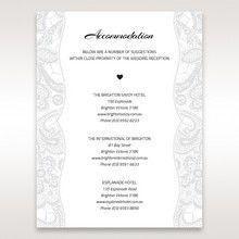 White White Dress - Accommodation - Wedding Stationery - 49