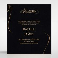 A Polished Affair reception card DC116088-GK-GG