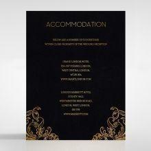 Aristocrat accommodation card DA116122-GK-GG