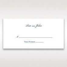 Purple Romantic Elegance, Couture - Place Cards - Wedding Stationery - 65