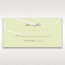 Green Butterfly in the Green Meadow - Place Cards - Wedding Stationery - 13