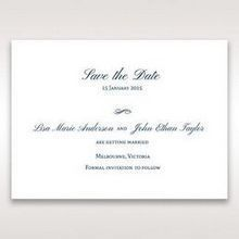 Purple Romantic Elegance, Couture - Save the Date - Wedding Stationery - 8
