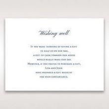 Blue Urban Chandelier - Wishing Well / Gift Registry - Wedding Stationery - 39