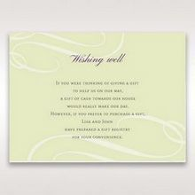 Green Butterfly in the Green Meadow - Wishing Well / Gift Registry - Wedding Stationery - 39