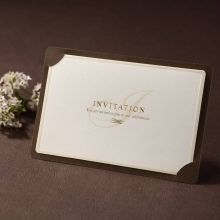 Brown Luxury Invitation - Wedding invitation - 12