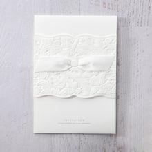 White White Dress - Wedding invitation - 60