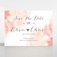 Blushing Rouge save the date DS116132-TR