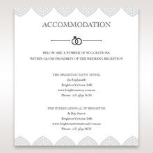 White Everly - Accommodation - Wedding Stationery - 73