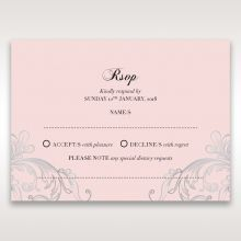 Silvery_Charisma-RSVP_Cards-in_Pink