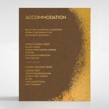 Dusted Glamour accommodation card DA116098-NC-GG