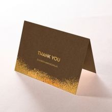 Dusted Glamour thank you card DY116098-NC-GG