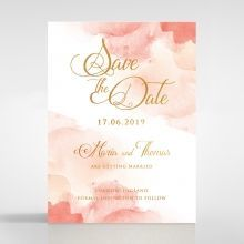 Dusty Rose with Foil save the date DS116125-TR-MG