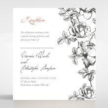 English Rose reception card DC116108-PK