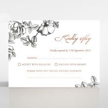 English Rose rsvp card DV116108-TR-RG