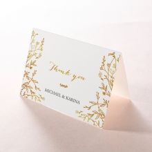 Fleur thank you card DY116058-TR-GG