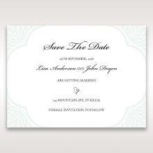 Framed Elegance save the date DS15104