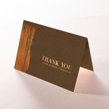 Gilded Stroke thank you card DY116091-NC-MG