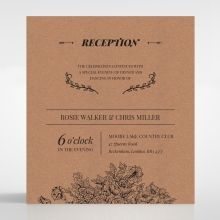 Hand Delivery reception card DC116063-NC