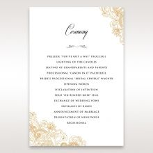 Imperial Glamour without Foil order of service DG116022-DG