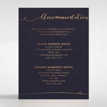 Infinity accommodation card DA116085-GB-MG